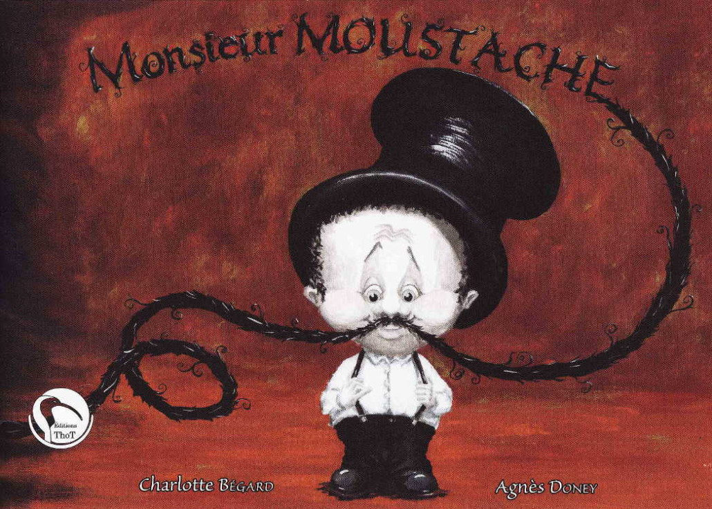 Monsieur Moustache couverture
