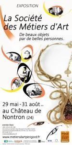 Exposition La Société des Métier d'Art