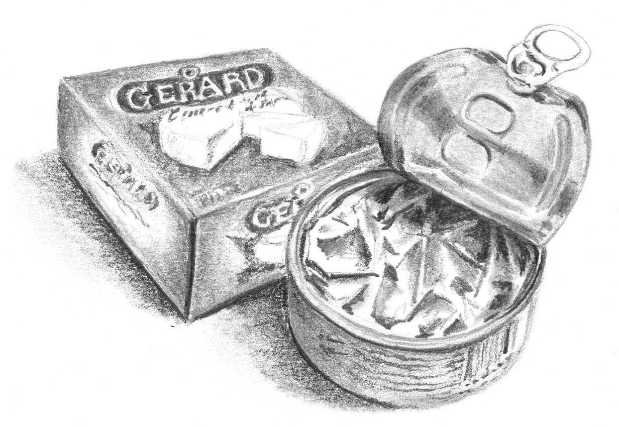 camembert Gérard de la Réunion