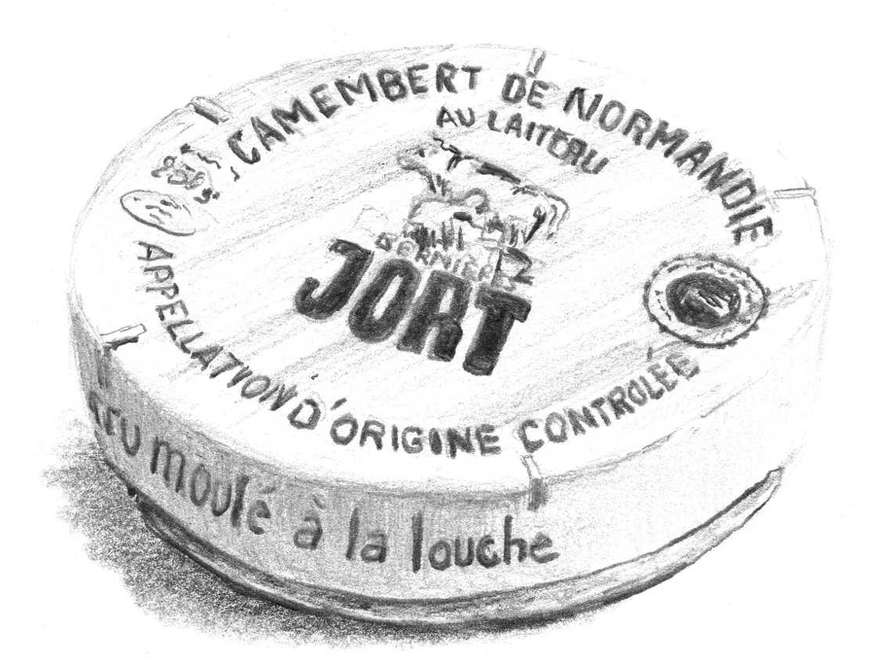 camembert le Jort