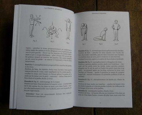 Le théâtre amateur pages 16-17