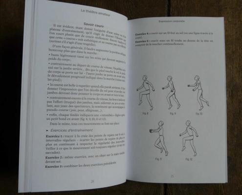 Le théâtre amateur pages 24-25